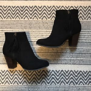 Old Navy Booties / Faux Suede